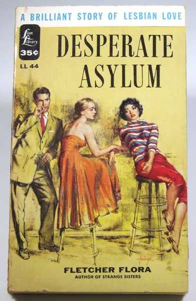 Desperate Asylum, Flora, Fletcher