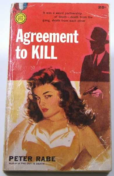 Agreement to Kill, Rabe, Peter