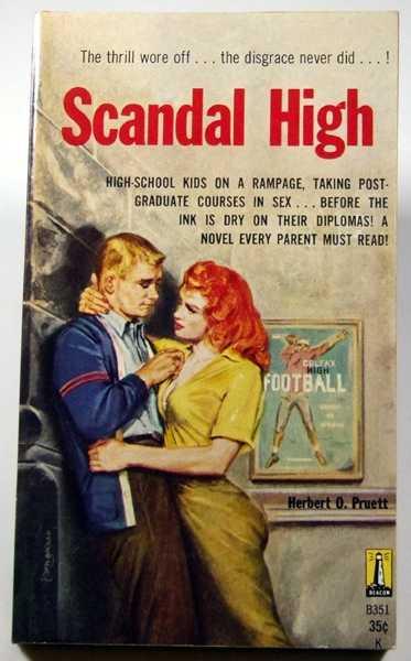 Scandal High, Pruett, Herbert O.
