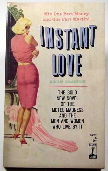 Instant Love, O'Bannon, Brian
