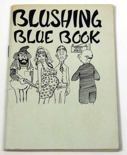 Blushing Blue Book, Anonymous