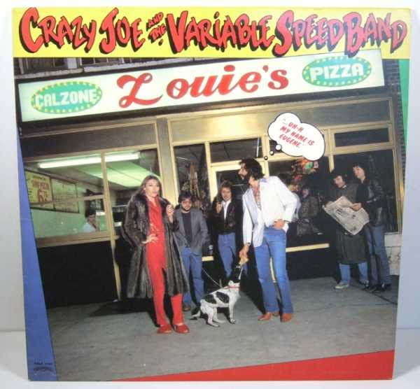 Eugene [Vinyl LP], Crazy Joe and the Variable Speed Band