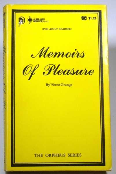Memoirs of Pleasure, Grange, Verne