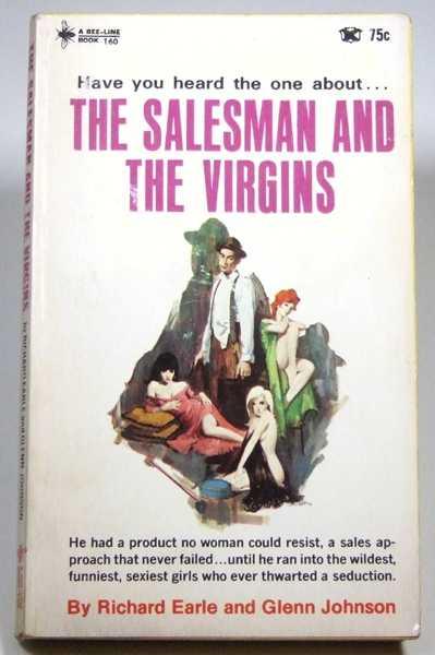 The Salesman and The Virgin, Richard Earle and Glenn Johnson