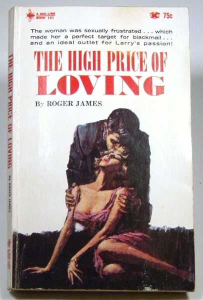 The High Price of Loving, James, Roger