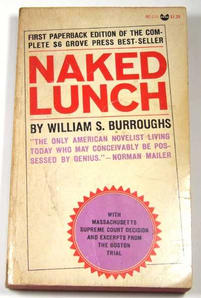 Naked Lunch, Burroughs, William S.