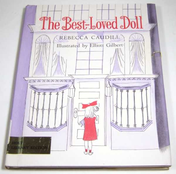 The Best-Loved Doll, Caudill, Rebecca