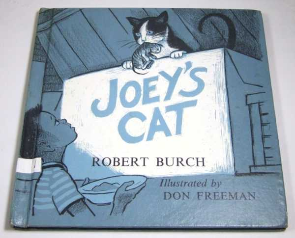 Joey's Cat, Burch, Robert