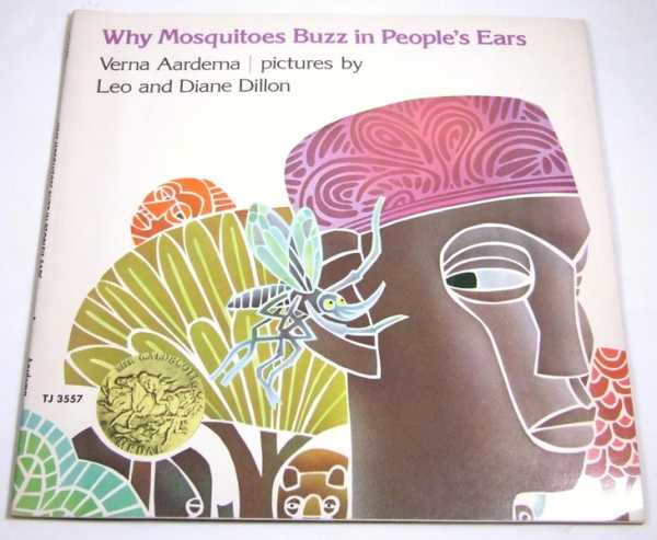 Why Mosquitoes Buzz in People's Ears, Aardema, Verna