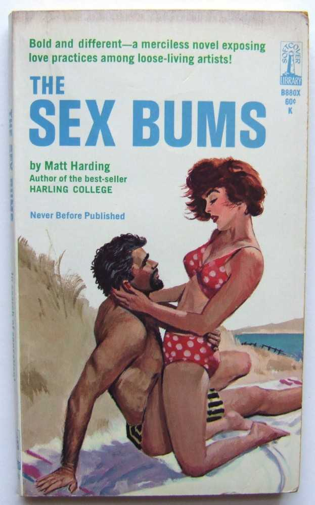 The Sex Bums, Harding, Matt