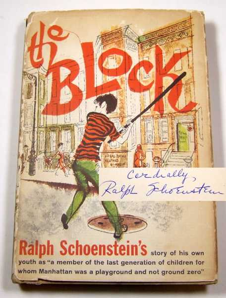 The Block, Schoenstein, Ralph