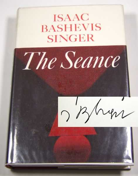 The Seance and Other Stories, Singer, Isaac Bashevis