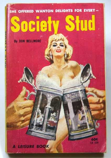Society Stud, Bellmore, Don