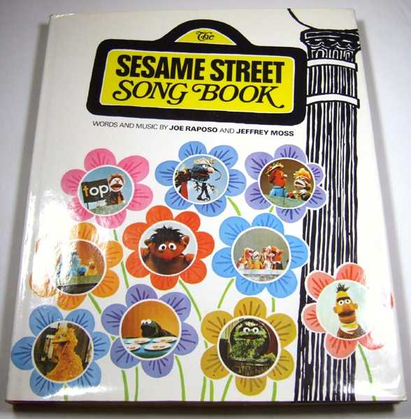 The Sesame Street Song Book