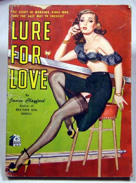 Lure For Love, James Clayford (aka: Peggy Gaddis)