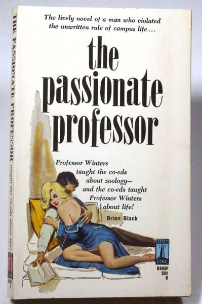The Passionate Professor, Black, Brian