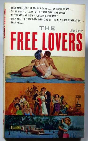 The Free Lovers, Alex Carter (pseudonym of Charles Boeckman)