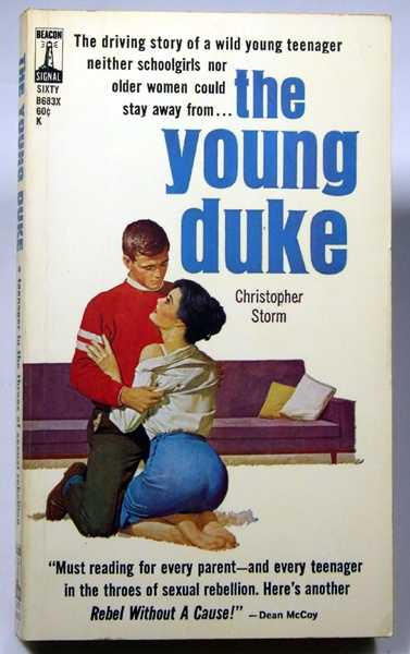 The Young Duke, Storm, Christopher