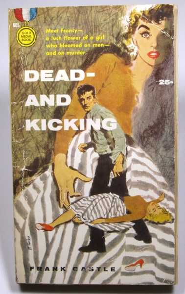 Dead--and Kicking, Castle, Frank