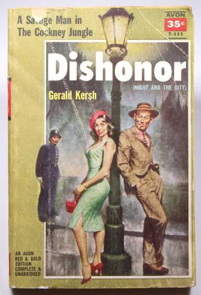 Dishonor, Kersh, Gerald