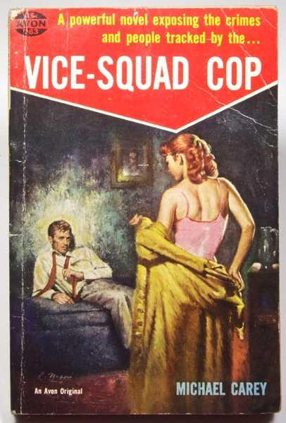 Vice-Squad Cop, Carey, Michael
