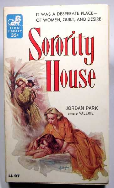 Sorority House, Jordan Park (aka: C. M. Kornbluth)