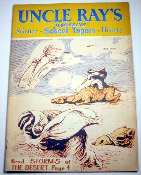 Uncle Ray's Magazine (Vol. 5, No. 6, June, 1950)