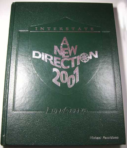 St. Joseph High School Yearbook, 2001 (Metuchen, New Jersey), Yearbook Staff
