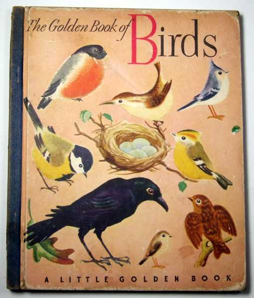 The Golden Book of Birds: A Little Golden Book, Lockwood, Hazel