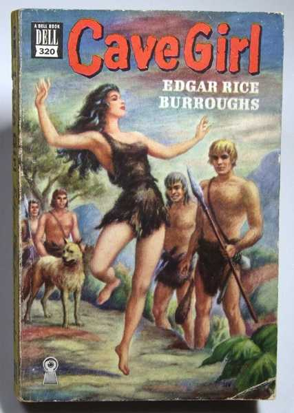 Cave Girl, Burroughs, Edgar Rice