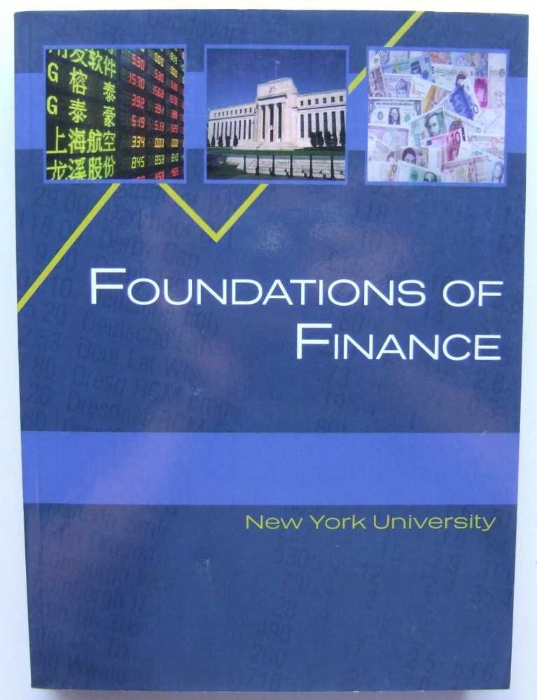 Image for Foundations of Finance