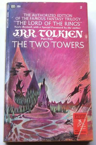 Two Towers, The: Lord of the Rings, Volume 2, Tolkien, J. R. R.