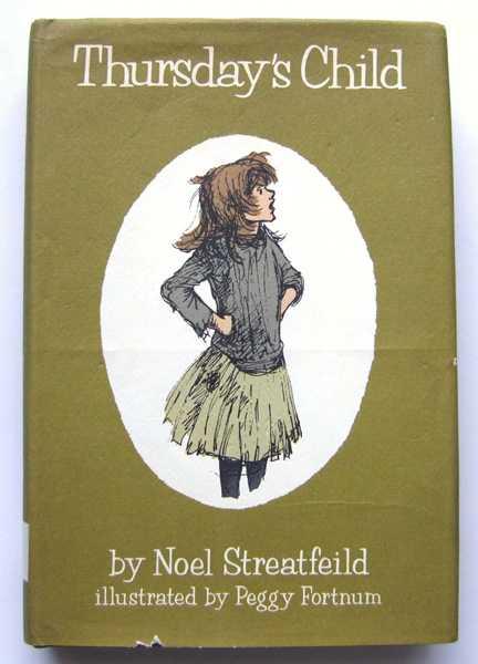 Thursday's Child, Streatfeild, Noel