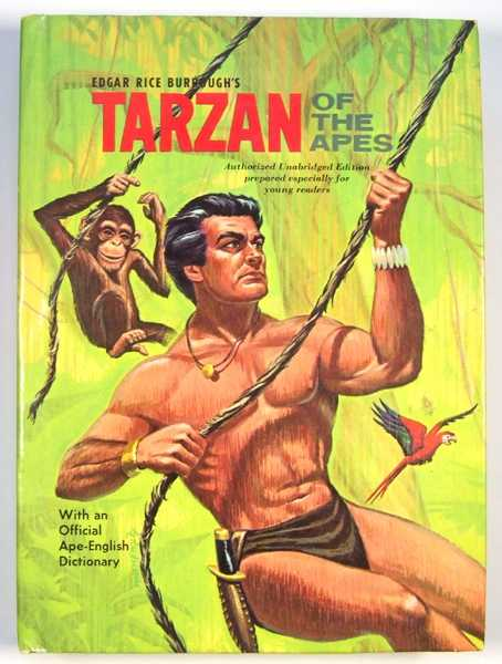 Tarzan of the Apes, Burroughs, Edgar Rice