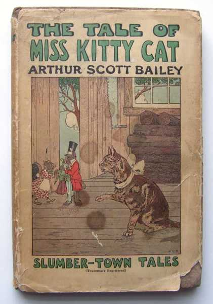 The Tale of Miss Kitty Cat, Bailey, Arthur Scott