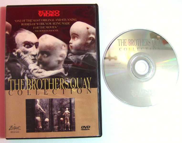 The Brothers Quay Collection: Ten Astonishing Short Films 1984-1993 [DVD], Feliks Stawinski (Actor), Joy Constaninides (Actor), Keith Griffiths (Director, Editor, Producer, Writer)
