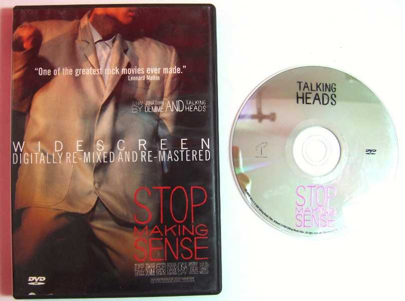 Stop Making Sense [DVD], David Byrne (Actor), Bernie Worrell (Actor), Jonathan Demme (Director, Writer)