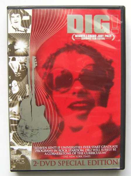 Dig! [DVD], Anton Newcombe (Actor), Courtney Taylor-Taylor (Actor), Ondi Timoner (Director, Producer, Writer)