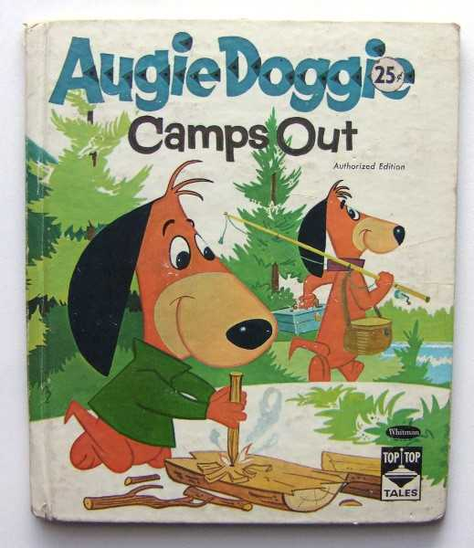 Augie Doggie Camps Out (Hanna-Barbera), Hoag Wolff, Nancy