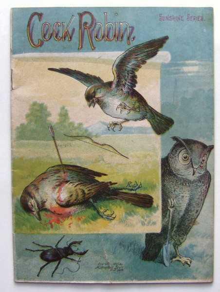 Cock Robin (Sunshine Series), McLoughlin Bros