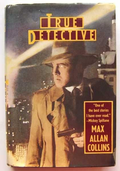 True Detective, Collins, Max Allan