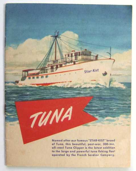Tuna (STAR-KIST Promotional Cook Book), STAR-KIST Tuna