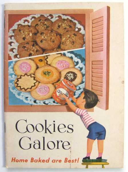 Cookies Galore: Home Baked are Best!, Barton, Frances