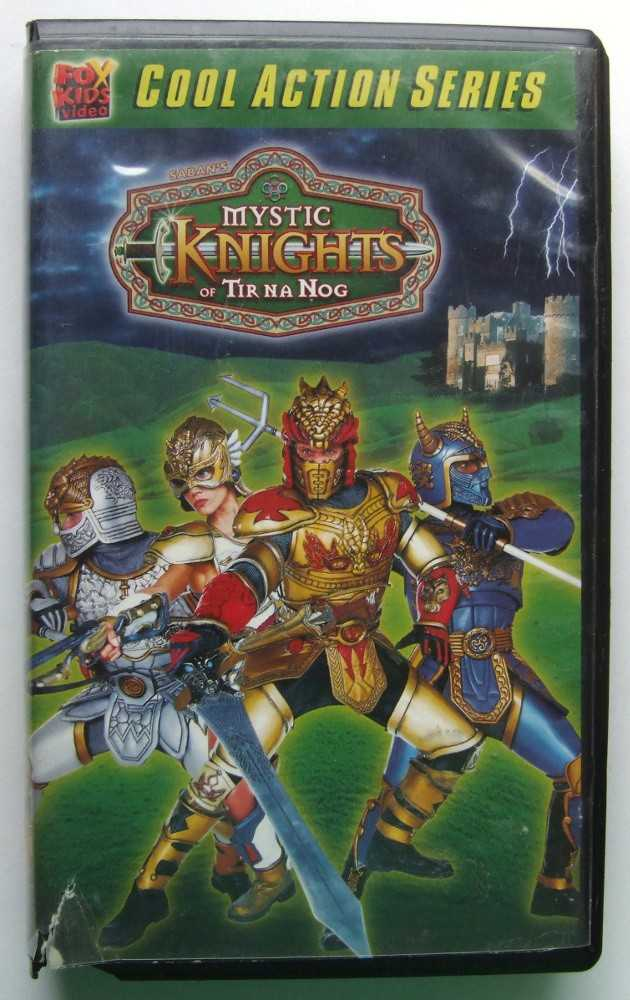Image for Mystic Knights of Tir Na Nog [VHS]