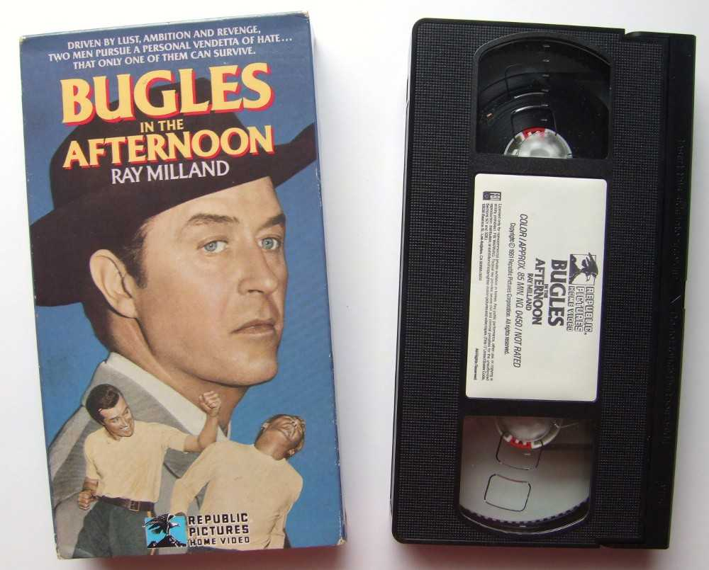 Bugles in the Afternoon [VHS]