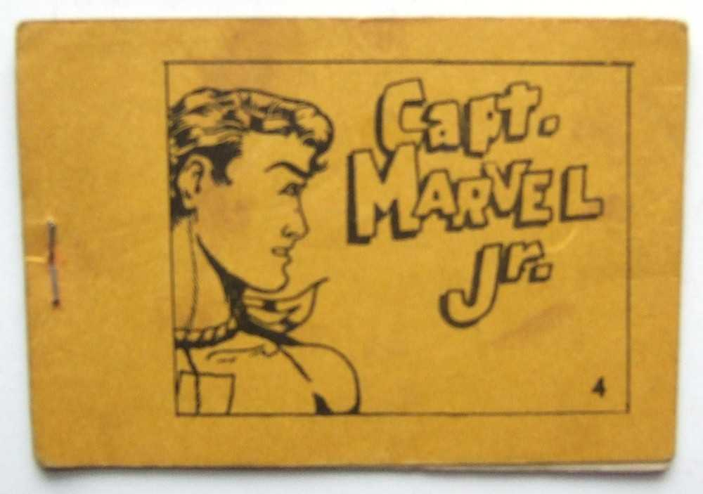 Image for Captain Marvel Jr. (Tijuana Bible, 8-Pager)
