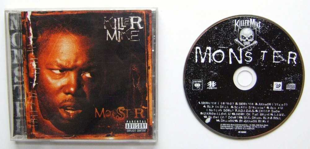 Image for Monster [CD]