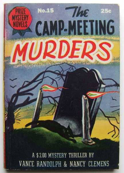 Image for The Camp-Meeting Murders