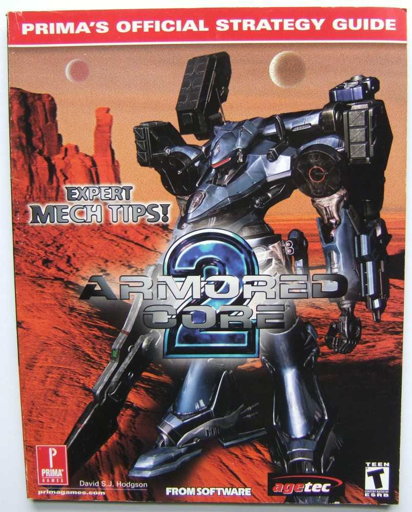 Armored Core 2: Prima's Official Strategy Guide