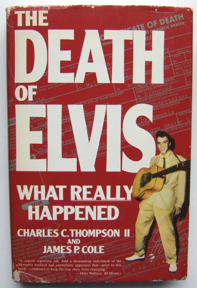 Image for The Death of Elvis: What Really Happened